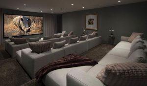 installation cinéma maison